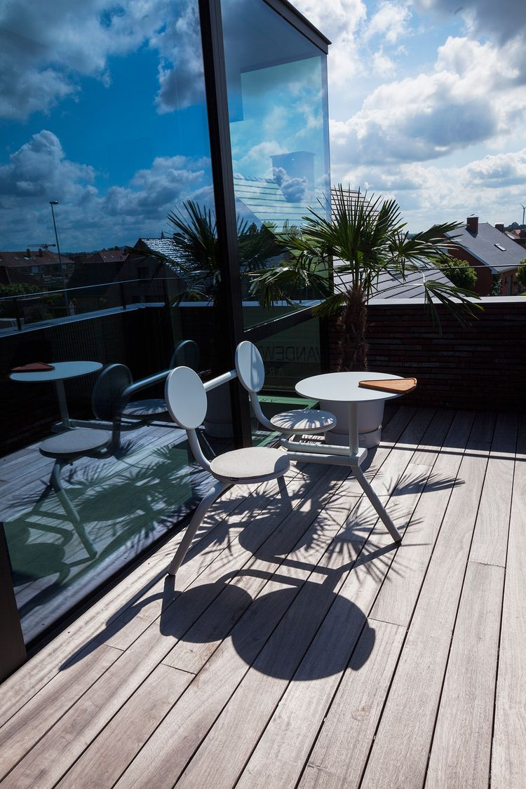 Bistroo balcony breakfast