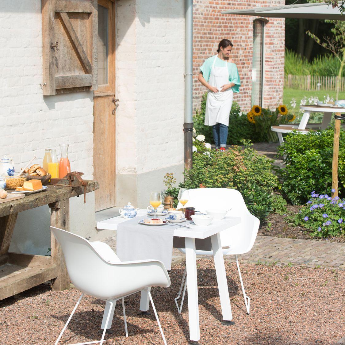 Breakfast at Blauwpoort