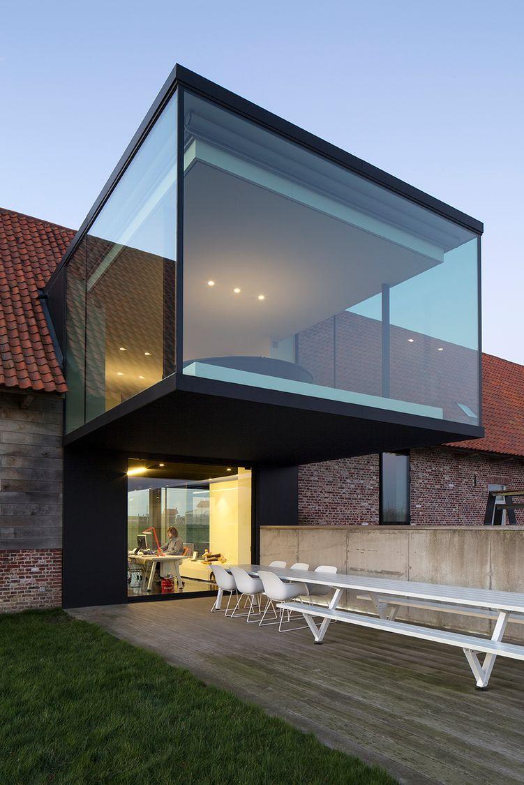 Big Boss' house exterior