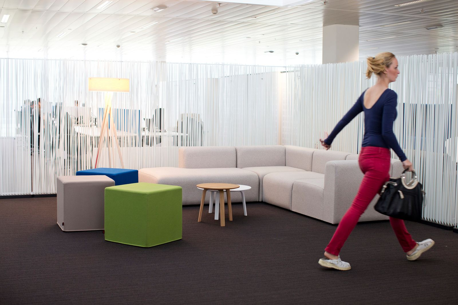 Melexis' innovative workplace