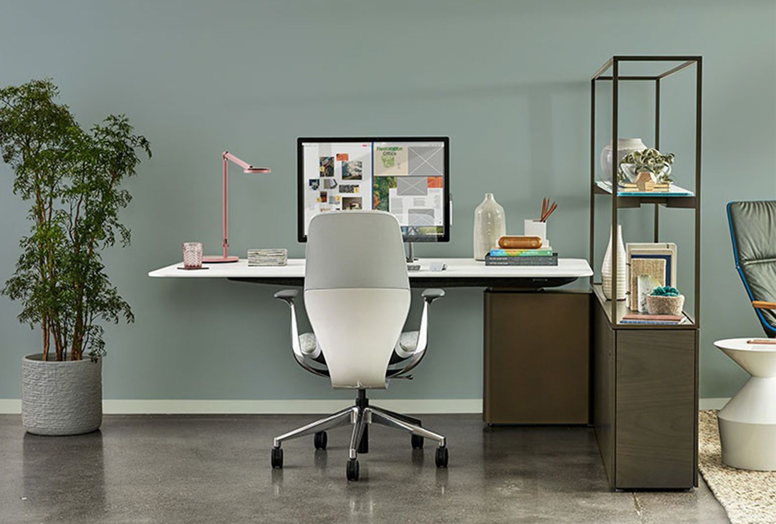 Partnership with Steelcase
