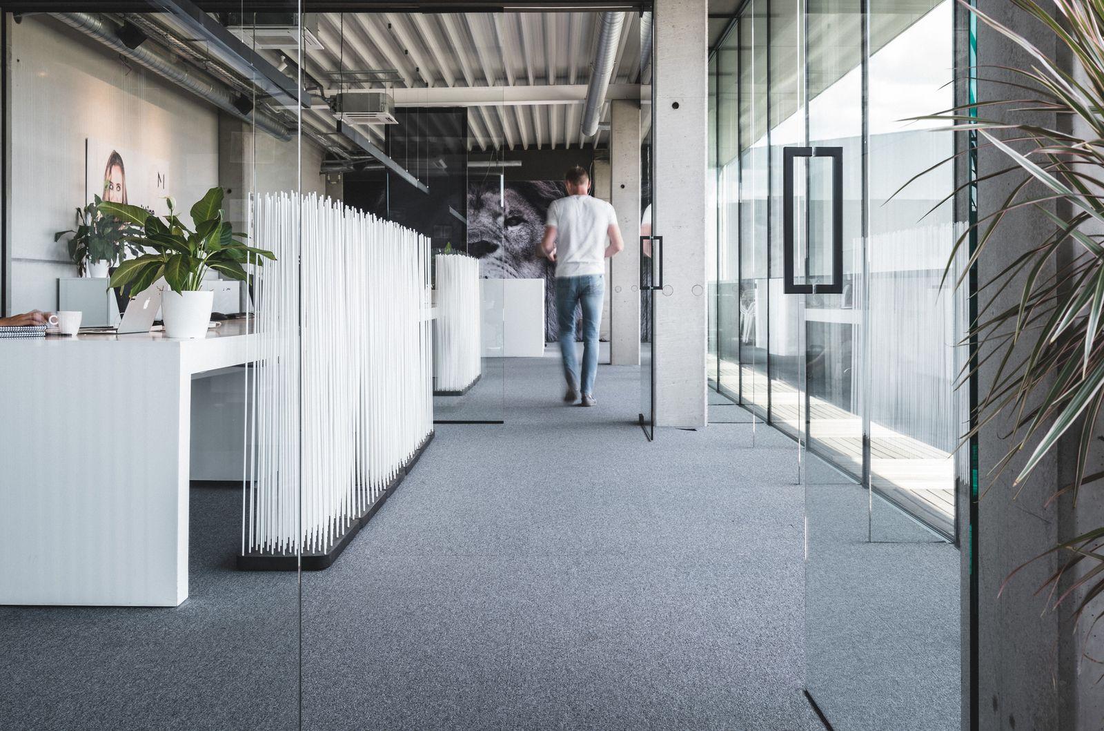 Sticks, de ideale ruimteverdeler voor kantoren