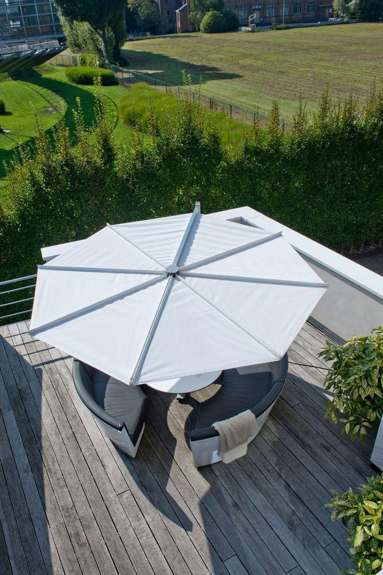 Rooftop Terrace Kortrijk