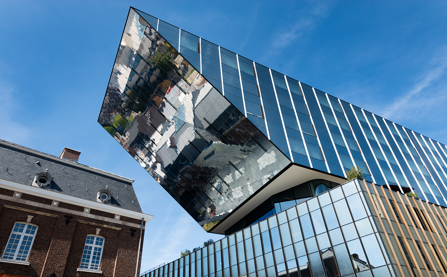 Stadhuis Hasselt voorgevel