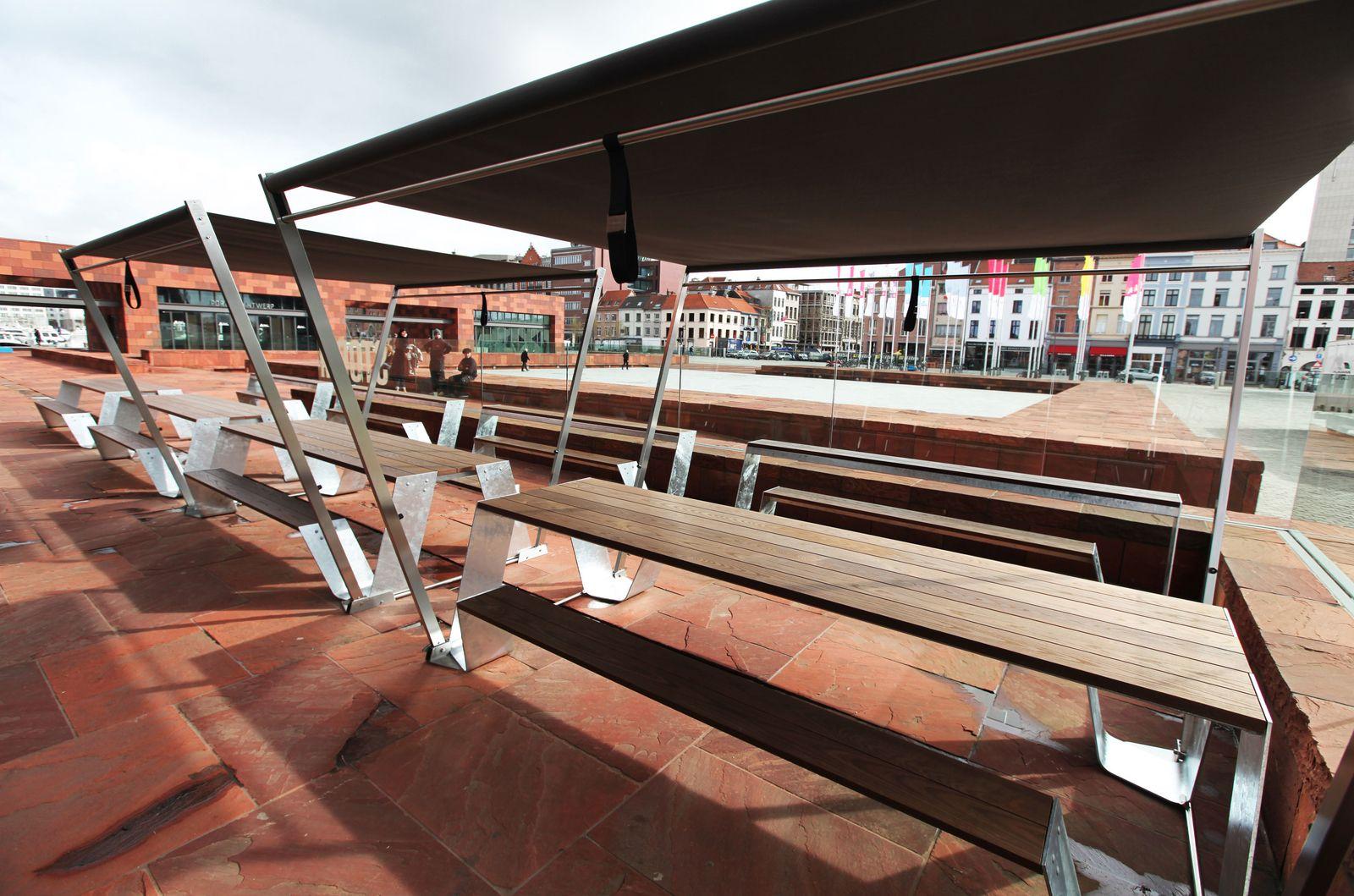 Storm Cafe Terrace