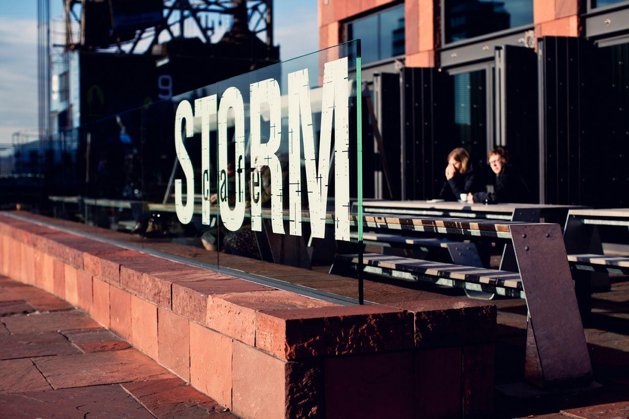 Storm Cafe - MAS antwerpen