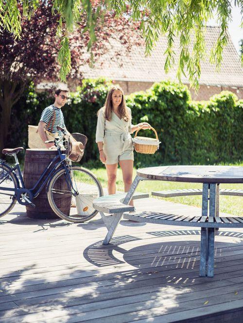 Proosten op een plezante picknick!