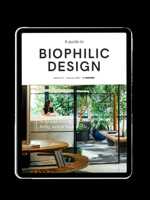Notre guide du design biophilique