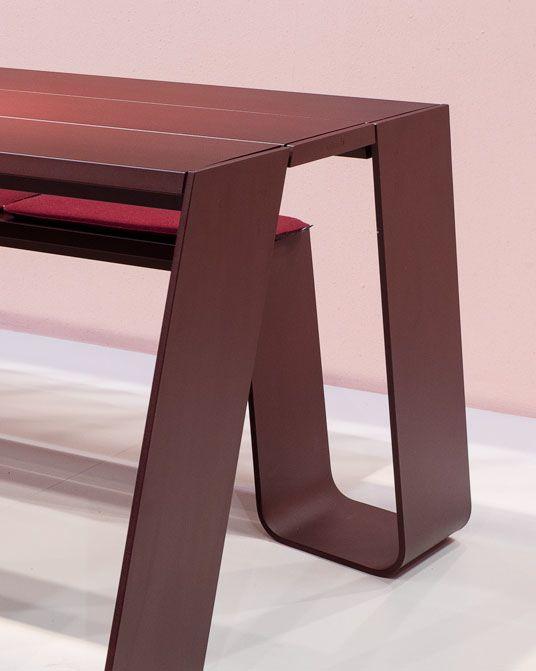 Une nouvelle version de la table Hopper au salon IMM 2020