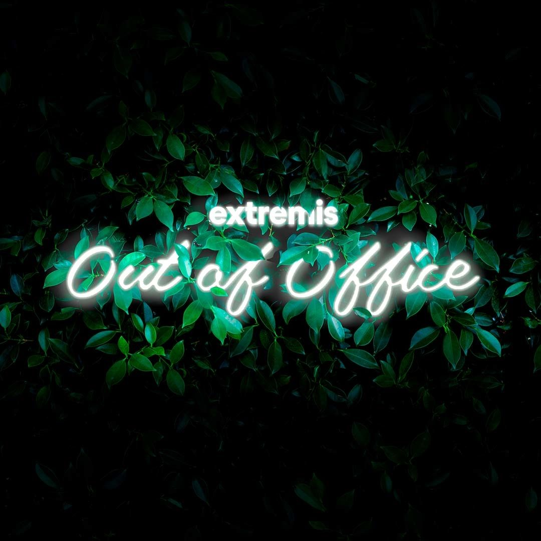 Join us for an 'out of office' experience