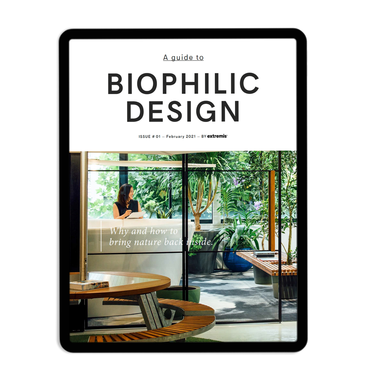 A guide to biophilic design
