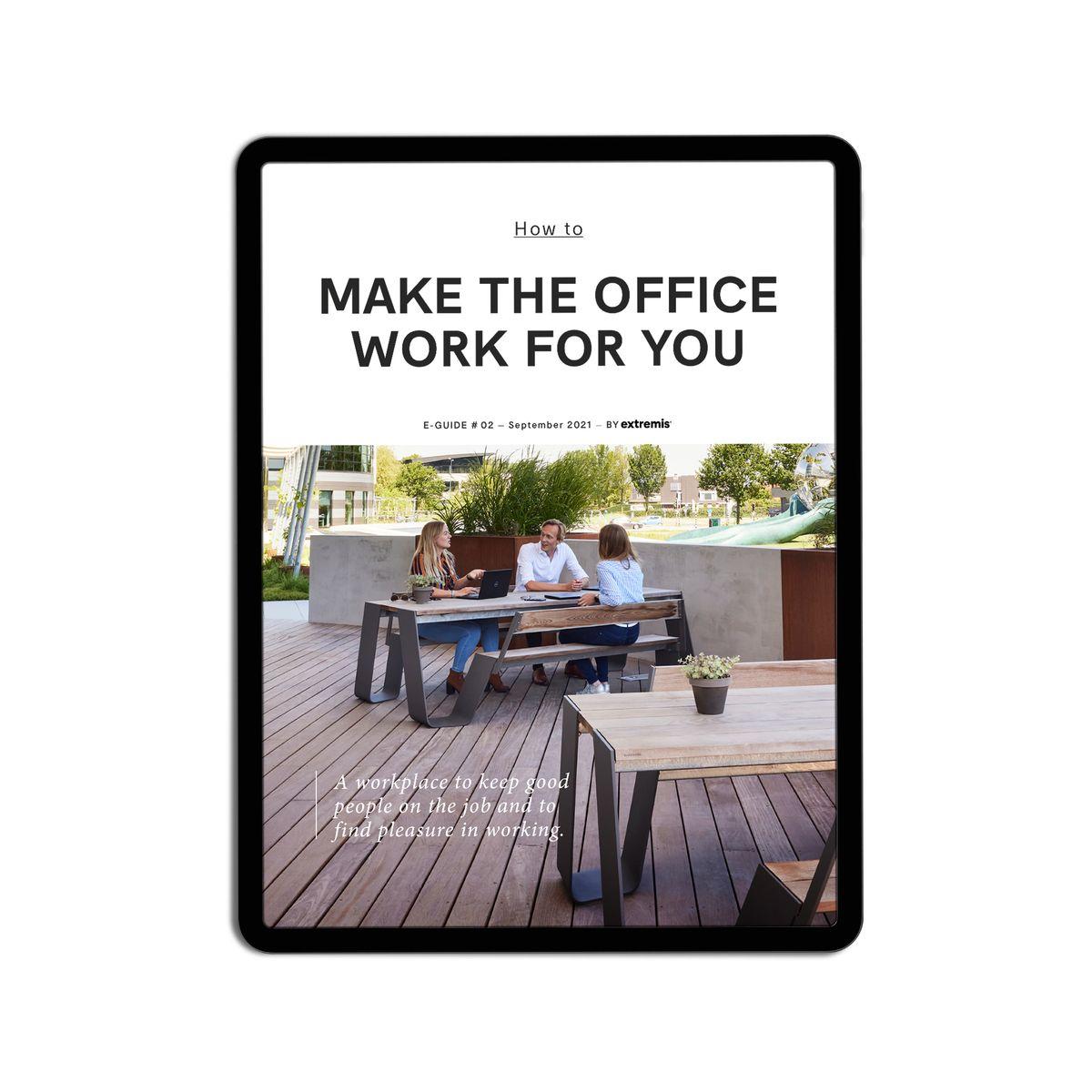 Un bureau qui vous correspond