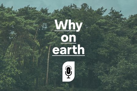 "Podcast-Serie ""Why on Earth"""