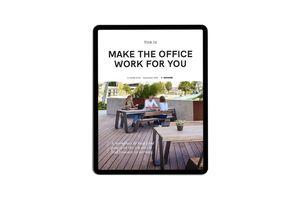 Een kantoor dat werkt voor jou